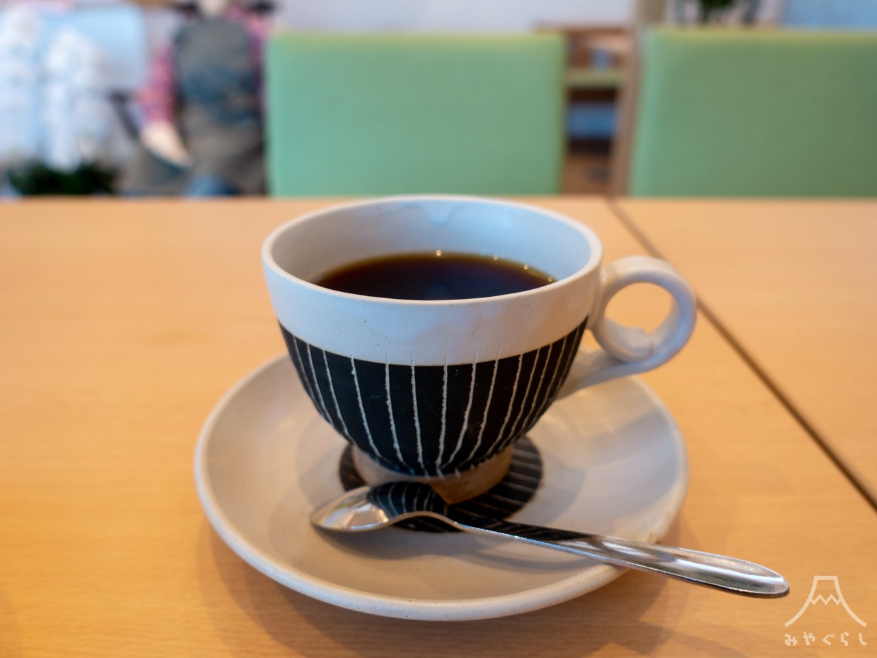 のんCAFEのコーヒー