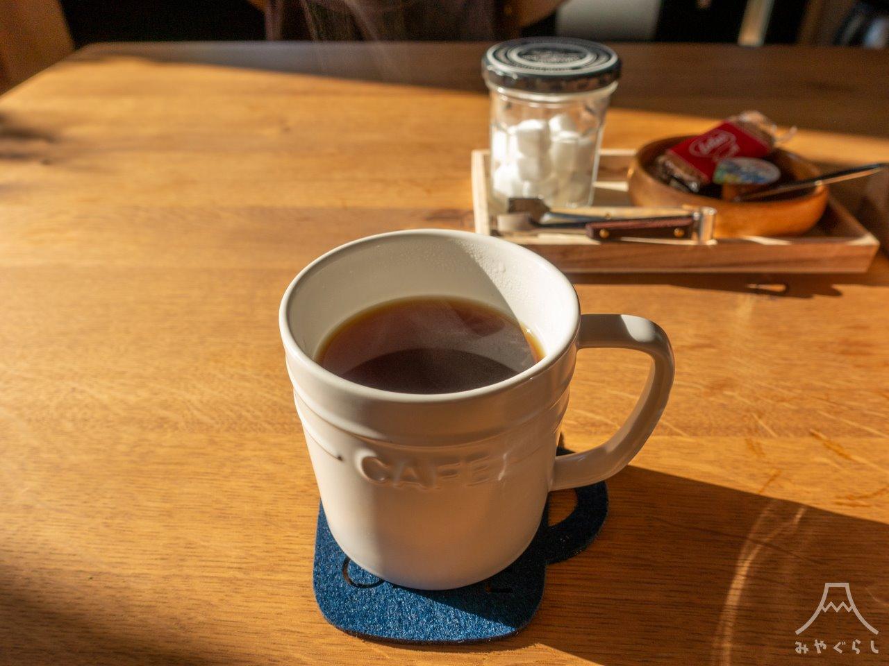 Eight(エイト)のコーヒー