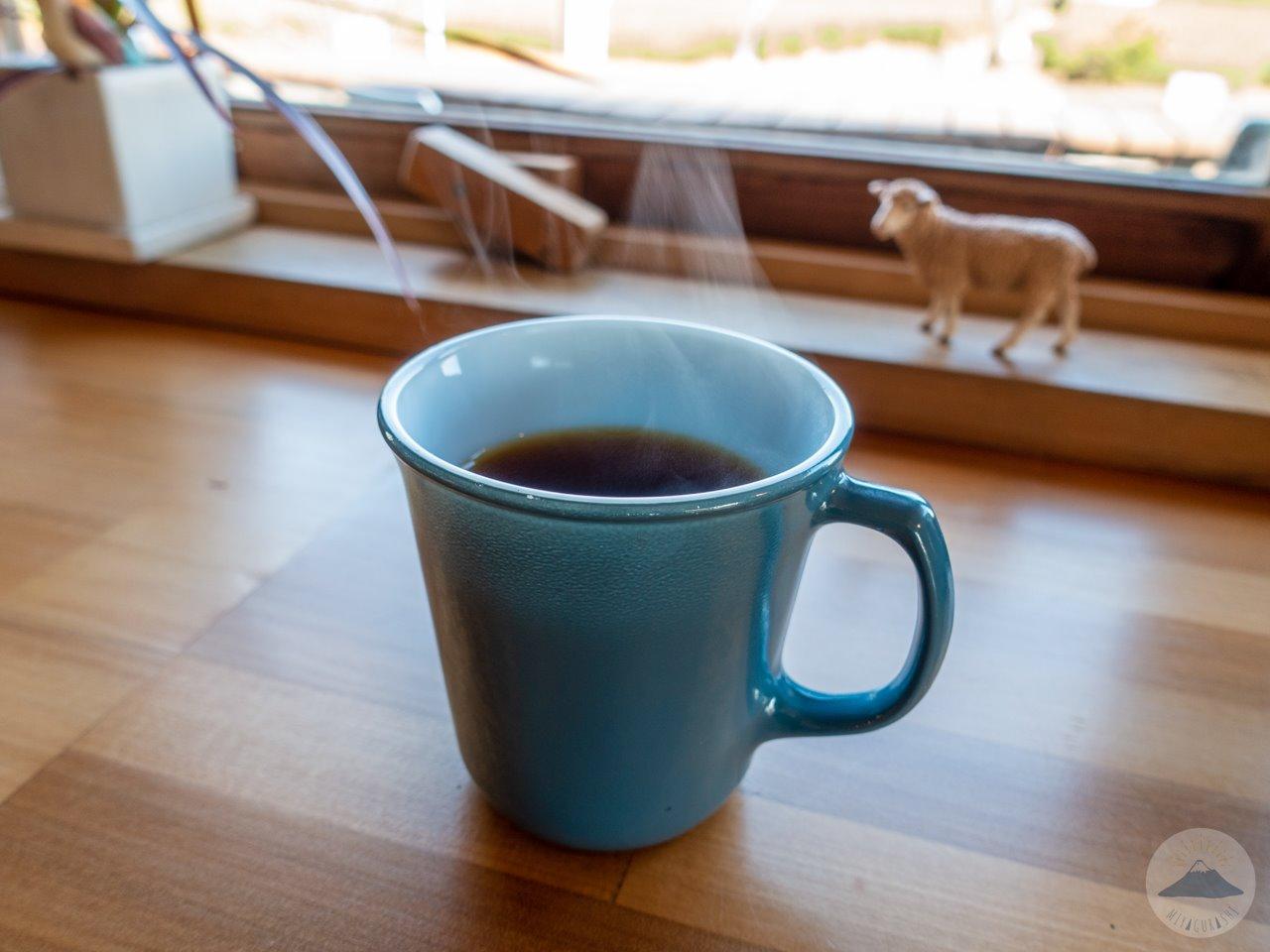 ルーモスカフェのコーヒー